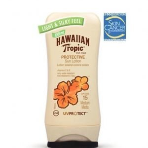Hawaiian Tropic Satin Protection Aurinkovoide Spf15