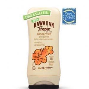 Hawaiian Tropic Satin Protection Aurinkovoide Spf15
