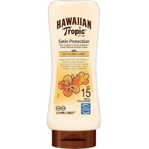 Hawaiian Tropic Satin Protection Lotion SPF 15