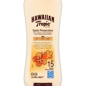 Hawaiian Tropic Satin Protection Lotion SPF 15