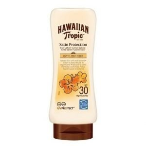 Hawaiian Tropic Satin Protection Sun Lotion SPF 30 180 ml