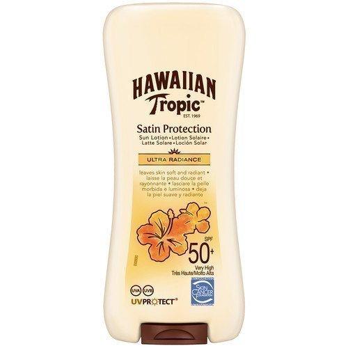 Hawaiian Tropic Satin Protection Sun Lotion Ultra Radiance SPF 50