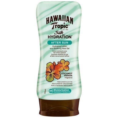Hawaiian Tropic Silk Hydration After Sun Hydration Lotion with Soothing Aloe Gel