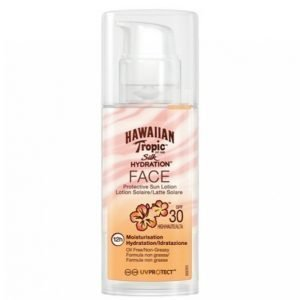 Hawaiian Tropic Silk Hydration Face Lotion Spf 30 Aurinkovoide
