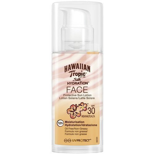 Hawaiian Tropic Silk Hydration Face Protective Sun Lotion SPF 30