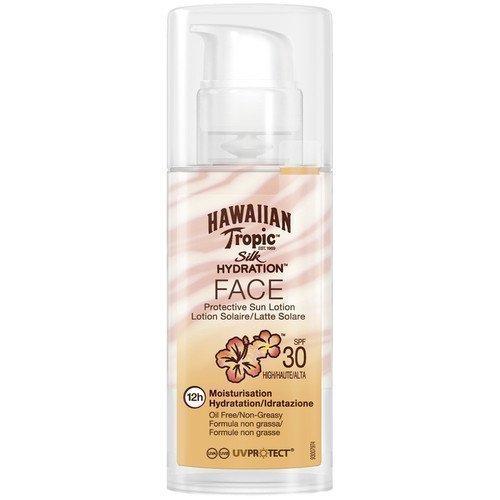 Hawaiian Tropic Silk Hydration Face Protective Sun Lotion SPF 30