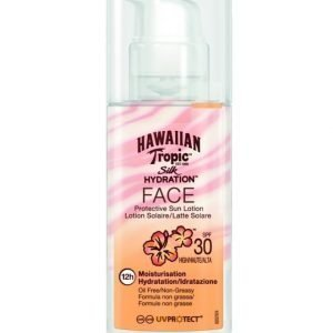 Hawaiian Tropic Silk Hydration Lotion Face SPF 30