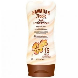 Hawaiian Tropic Silk Hydration Lotion Spf 15 Aurinkovoide