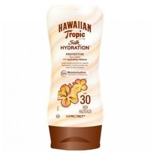 Hawaiian Tropic Silk Hydration Lotion Spf 30 Aurinkovoide