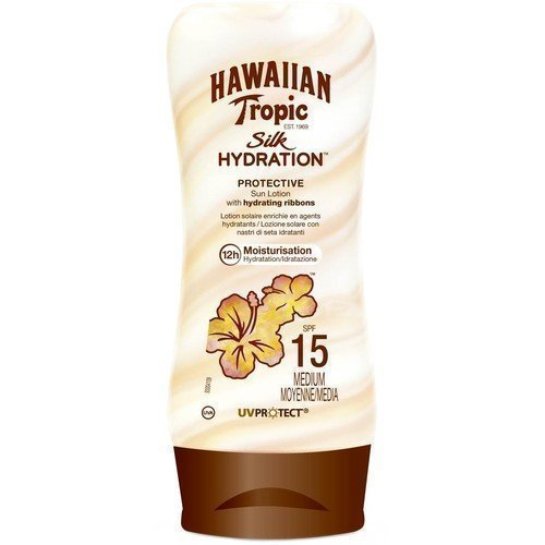 Hawaiian Tropic Silk Hydration Protective Sunlotion SPF 15