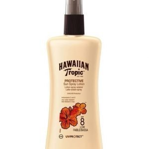 Hawaiian Tropic Sun Lotion Spray SPF 8 200ml