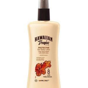 Hawaiian Tropic Sun Lotion Spray SPF 8 200ml