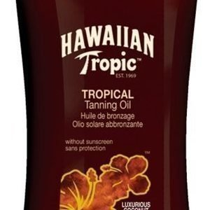 Hawaiian Tropic Tan Oil Intense SPF 2