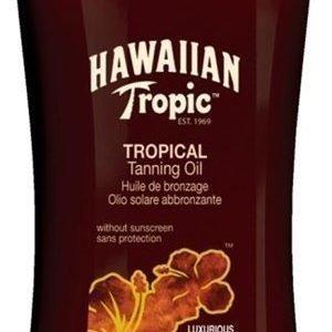 Hawaiian Tropic Tan Oil Rich SPF 4