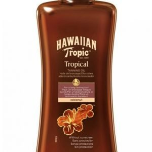 Hawaiian Tropic Tanning Oil Dark Aurinkoöljy