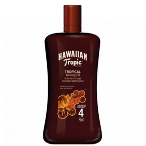 Hawaiian Tropic Tanning Oil Intense Aurinkoöljy