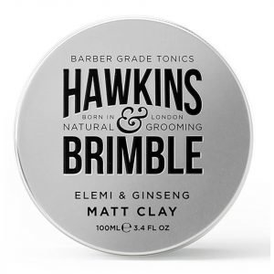 Hawkins & Brimble Matt Clay Pomade 100 Ml