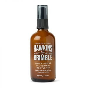Hawkins & Brimble Natural Oil Control Moisturiser 100 Ml