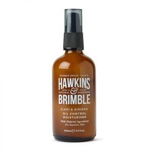 Hawkins & Brimble Natural Oil Control Moisturiser 100 Ml