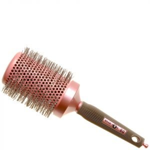 Head Jog Pink Ceramic Ionic Radial Brush 80 80mm