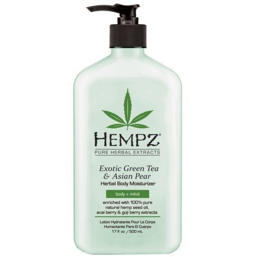 Hempz Exotic Green Tea & Asian Pear Herbal Moisturizer