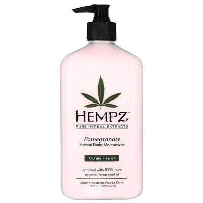 Hempz Herbal Body Moisturizer Pomegranate