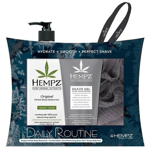 Hempz Herbal Daily Routine Kit