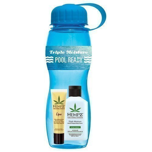 Hempz Pool Ready Triple Moisture Kit