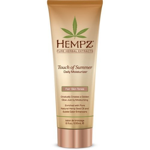 Hempz Touch Of Summer Daily Moisturizer Fair