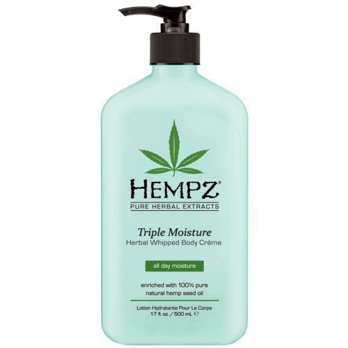 Hempz Triple Moisture Herbal Whipped Body Créme 500 ml