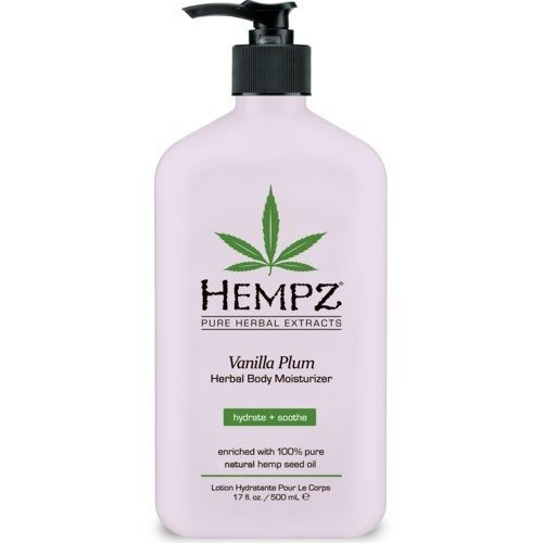 Hempz Vanilla Plum Herbal Body Moisturizer 66 ml
