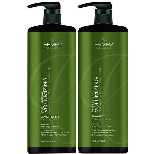 Hempz Volumizing Shampoo + Conditioner
