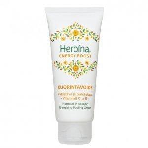 Herbina Energy Boost Kuorintavoide 75 Ml