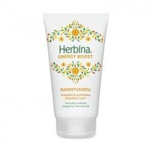 Herbina Energy Boost Puhdistusgeeli 150 Ml