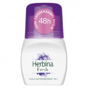 Herbina Fresh Viola 48 H Deo Roll-On 50 Ml