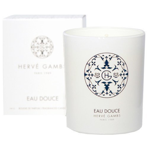 Hervé Gambs Eau Douce Fragranced Candle