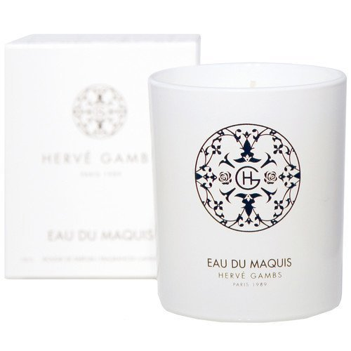 Hervé Gambs Eau Du Maquis Fragranced Candle