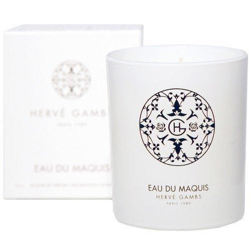 Hervé Gambs Eau Du Maquis Fragranced Candle
