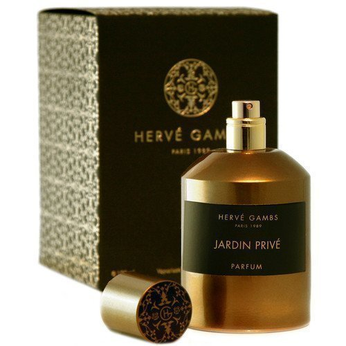 Hervé Gambs Jardin Privé Parfum