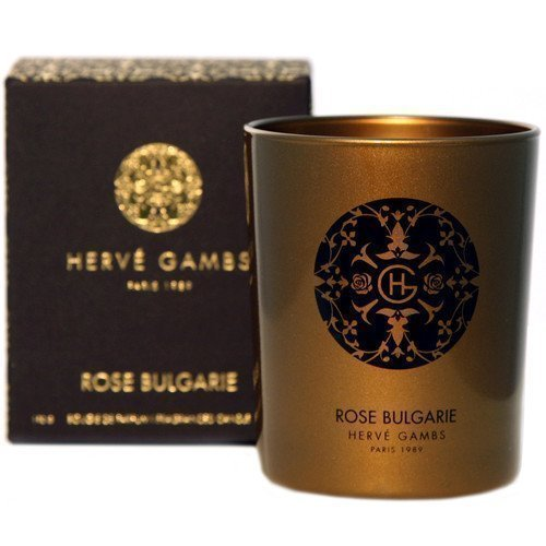Hervé Gambs Rose Bulgarie Fragranced Candle
