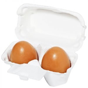 Holika Holika Smooth Egg Red Clay Egg Soap