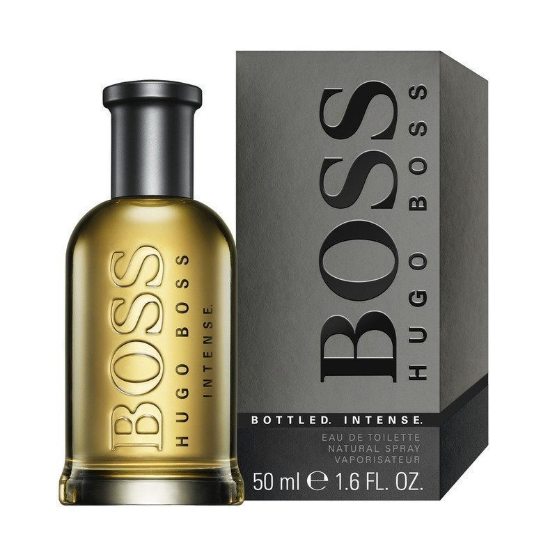 Hugo Boss Boss Bottled Intense Edt 50 ml