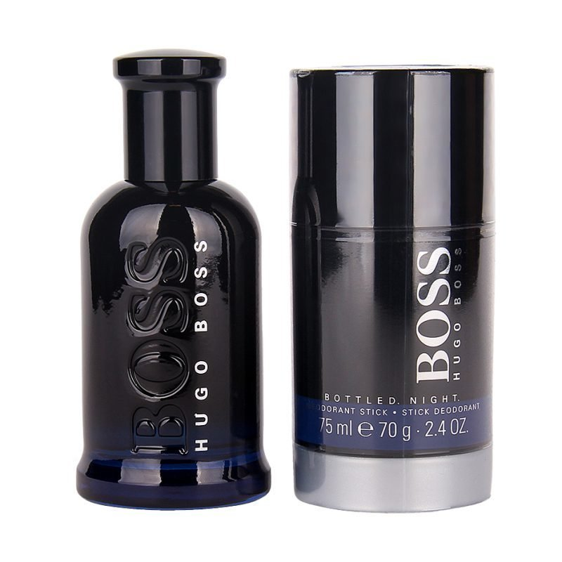 Hugo Boss Boss Bottled Night Duo EdT 50ml Deostick 75ml