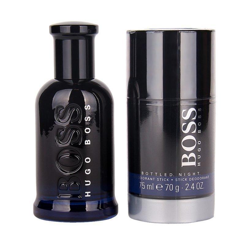 Hugo Boss Boss Bottled Night Duo EdT 50ml Deostick 75ml