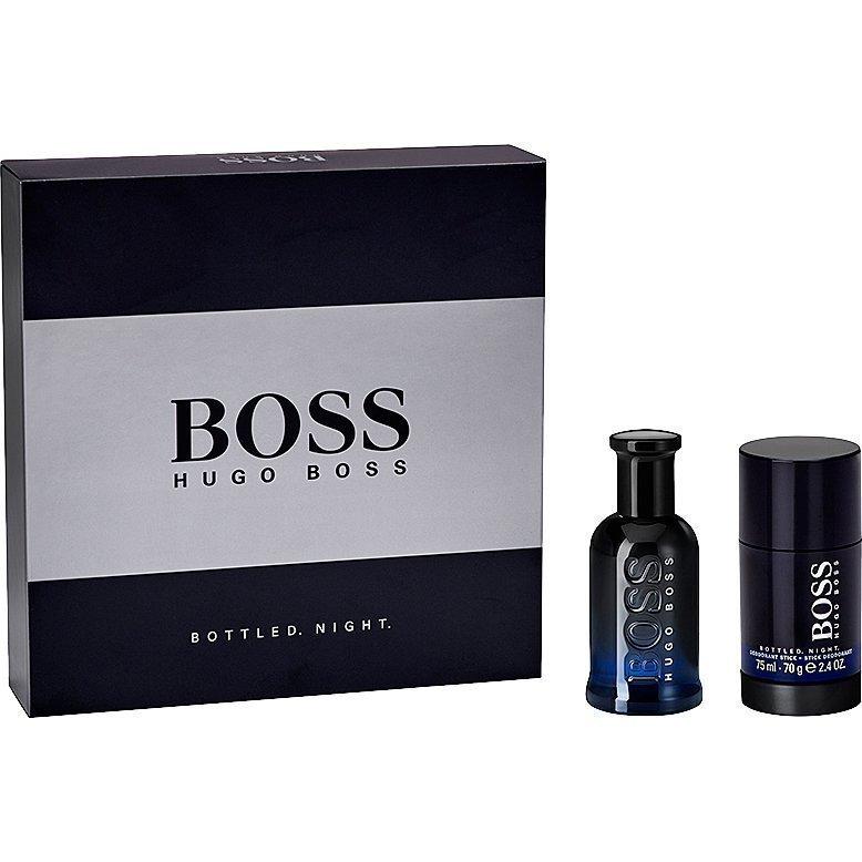 Hugo Boss Boss Bottled Night EdT 50ml Deostick 75ml