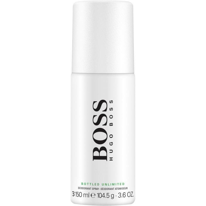 Hugo Boss Boss Bottled Unlimited Deospray 150ml