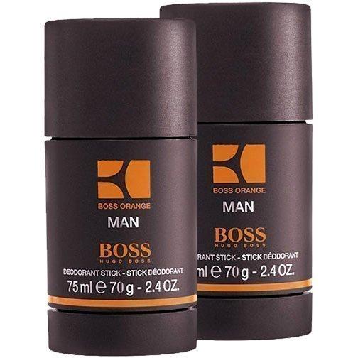 Hugo Boss Boss Orange Man Duo 2 x Deostick 75ml