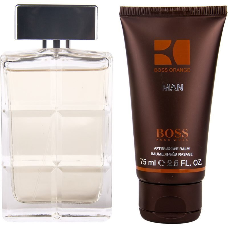 Hugo Boss Boss Orange Man Duo EdT 100ml After Shave Balm 75ml
