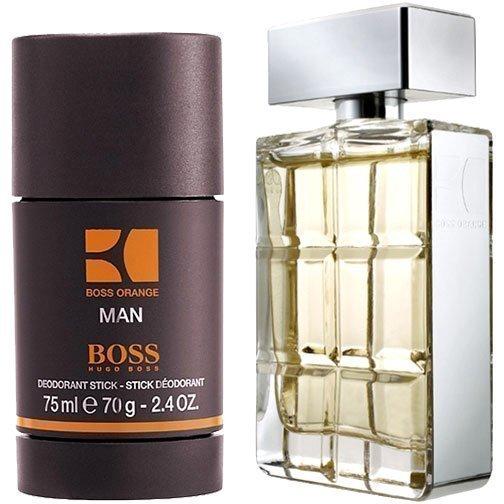 Hugo Boss Boss Orange Man Duo EdT 60ml Deostick 75ml