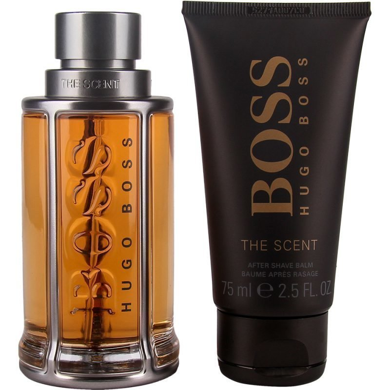 Hugo Boss Boss The Scent Duo EdT 100ml After Shave Balm 75ml
